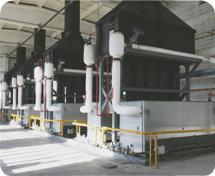 燃气锅炉/热水锅炉—中科院苇子坑小区