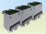美国帕雷士大气式燃气锅炉211A系列