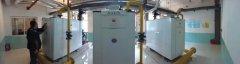 北京某集团康丹森高效全预混冷凝锅炉