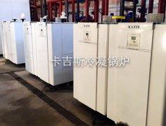 卡吉斯康丹森冷凝锅炉-陕西省铜川市新城区裕丰小区