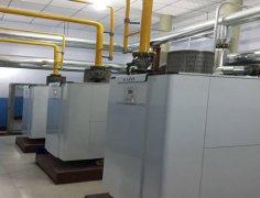 卡吉斯康丹森冷凝锅炉-峰峰通二矿社区管理处