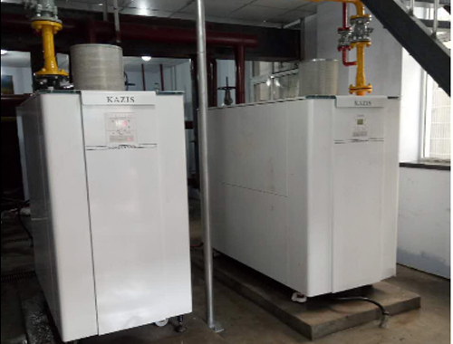 卡吉斯康丹森冷凝锅炉-沈阳海城市中医院