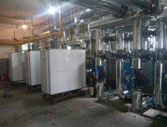 卡吉斯康丹森冷凝锅炉-实创西山培训中心