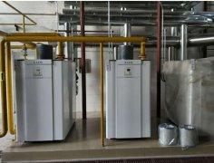 卡吉斯康丹森冷凝锅炉-首华万寿路锅炉房