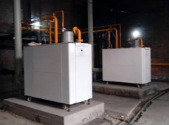 卡吉斯康丹森冷凝锅炉-总装干休所