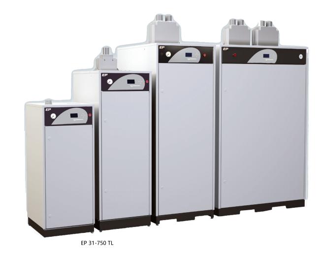 威美博尼商用电热水模块锅炉EP TL / 高阶版